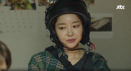 JTBC 드라마 '눈이 부시게'의 한 장면. [사진 JTBC]