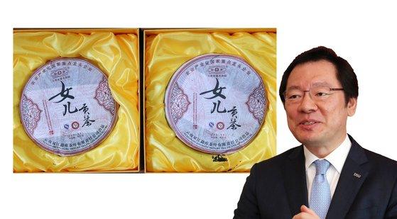 장제국 동서대 총장