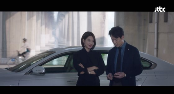 JTBC 드라마 '보좌관'의 한 장면. [사진 JTBC]